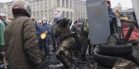 Het volk van Maidan merkt te weinig verschil