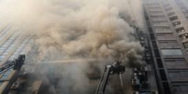 26 doden bij hevige brand in flatgebouw Bangladesh, eigenaar opgepakt