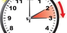 Opgelet: vannacht slaapt u een uurtje minder