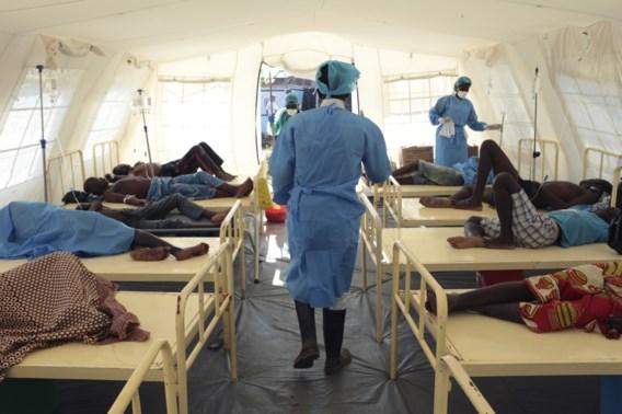 Al meer dan 500 doden en 270 gevallen van cholera in Mozambique na cycloon Idai