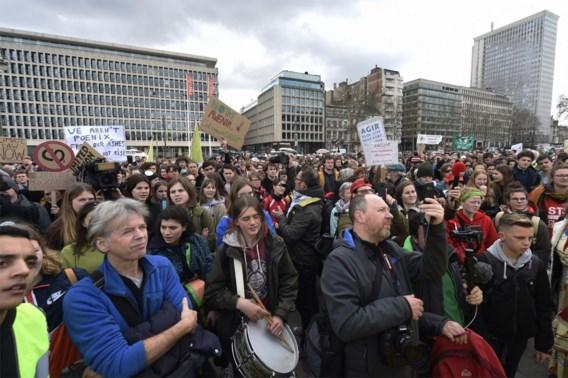Betogingen dreigen Brussels verkeer te blokkeren