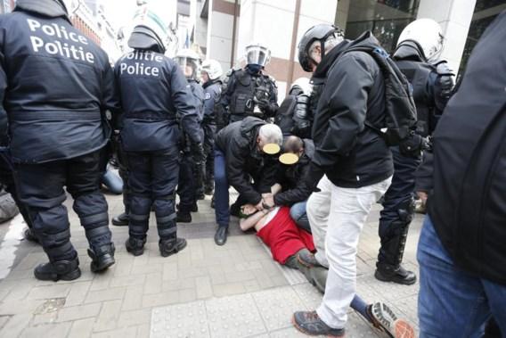 8.000 klimaatbetogers in Brussel, 70 gele hesjes opgepakt