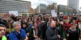 Treinbegeleidster spelt klimaatbetogers de les over Anuna De Wever