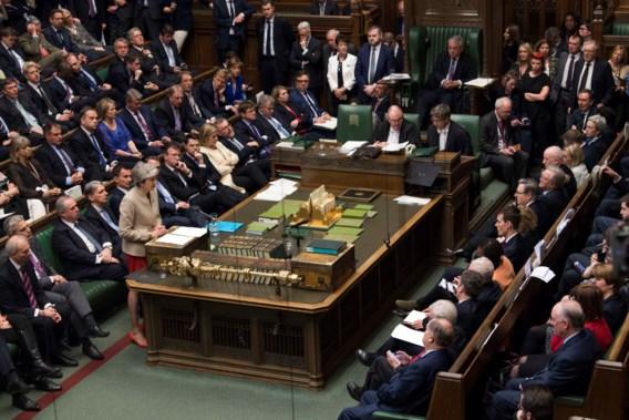 Britse parlementsleden stemmen opnieuw alle Brexit-alternatieven weg