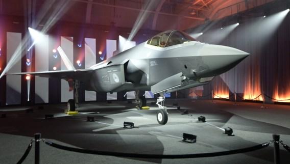 Aankoop F-35 verliep volgens het boekje, zegt Rekenhof