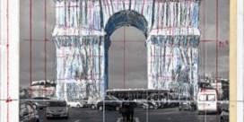 Christo gaat Arc de Triomphe inpakken