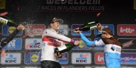 """Oliver Naesen ondanks """"champagne-bronchitis"""" kopman in de Ronde van Vlaanderen"""