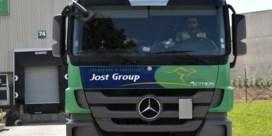 Gerecht geeft vrachtwagens Jost Group vrij