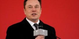 Een miljard minder in twee minuten voor Elon Musk