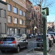 Vier nieuwe flitspalen op Haachtsesteenweg in Schaarbeek