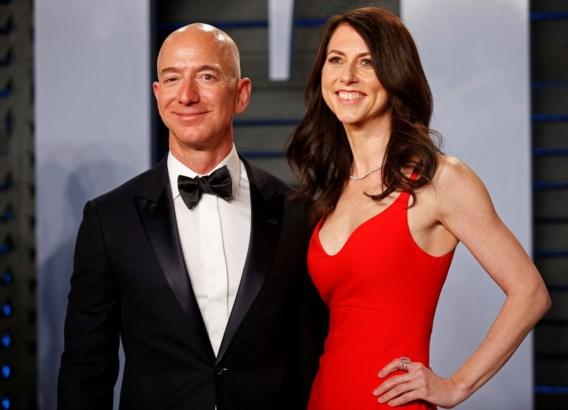 Jeff Bezos houdt teugels Amazon in handen na duurste scheiding ooit