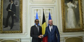 België worstelt met geweten én Kagame