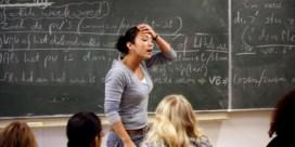 De klad is in ons onderwijs geslopen