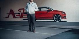 'Meneer Audi Brussel' laat zijn grote liefde achter