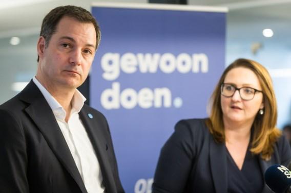 Open VLD wil volgende legislatuur begroting in evenwicht