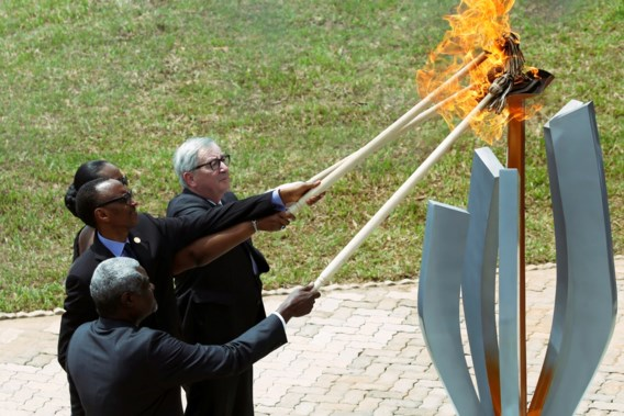 Kwibuka, de herdenking van 'een explosie van haat' in Rwanda
