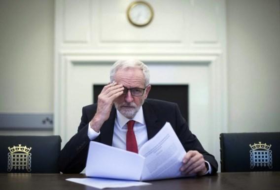 Joden binnen Labour zeggen alle steun aan Corbyn op