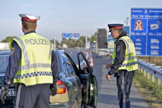 Oostenrijk behoudt en verlengt grenscontroles