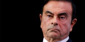 Nieuwe aanklacht tegen Carlos Ghosn