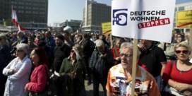 'Berlijn-Monopoly: nee, dank u'