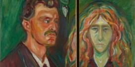 Edvard Munch en verloofde na eeuw weer verenigd