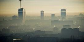 Hoge concentraties fijn stof in heel het land: 'Typisch voor de periode van het jaar'