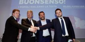 Salvini lijmt Duitse AfD