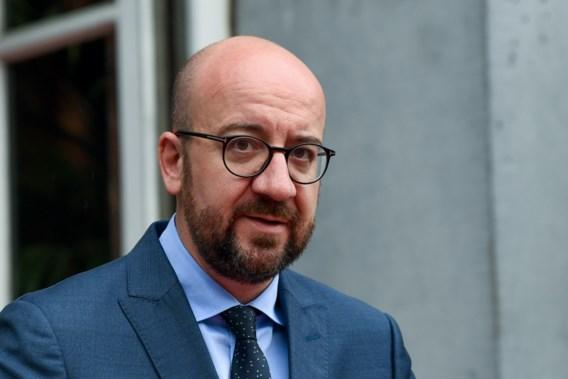 Michel houdt vast aan veto tegen grondwetsherziening
