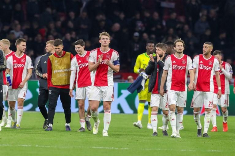 Ajax blinkt opnieuw uit, maar Juventus heeft goede uitgangspositie beet na zoveelste Champions League-goal van Ronaldo