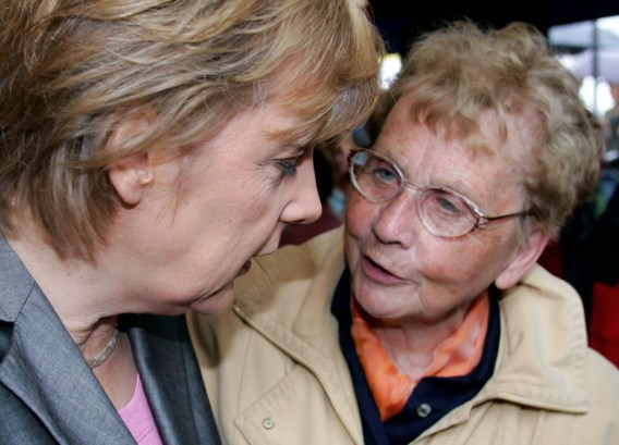 Moeder van Angela Merkel overleden