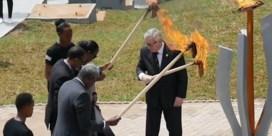 Juncker steekt bijna Rwandese president in brand