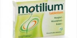 Gebruik van Motilium niet langer toegelaten bij kinderen