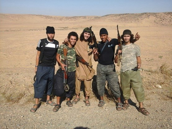 Drie Syriëstrijders veroordeeld tot straffen van vijf en tien jaar cel