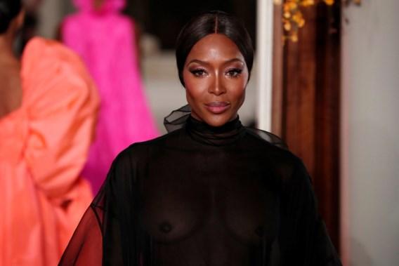 Naomi Campbell: 'Jarenlang moeten vechten om hetzelfde loon te krijgen als blank model'