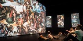 Schilderijen van Pieter Bruegel komen tot leven
