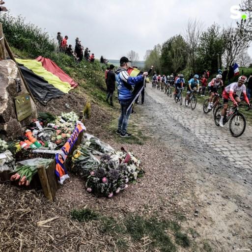 Vierde monument is een feit voor Philippe Gilbert: kopman Deceuninck - Quick maakt tegenstand af in spannende Parijs-Roubaix