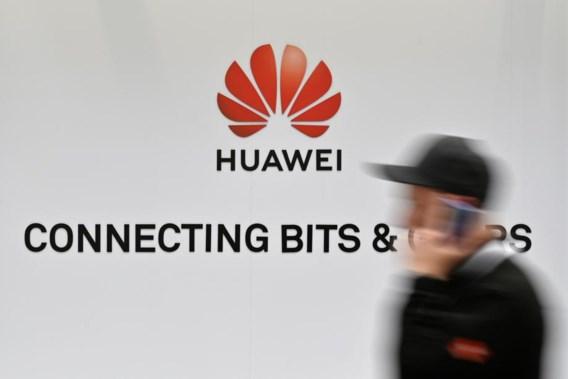 Geen negatief advies over Huawei aan regering