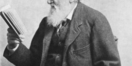 Alfred Russel Wallace, de laatste victoriaanse klepper