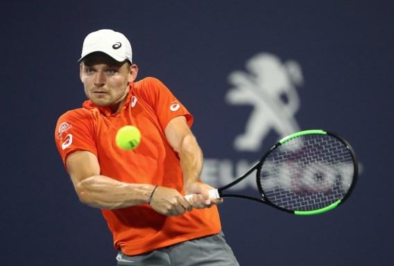Goffin houdt stand op ATP-ranking terwijl Coppejans sprongetje maakt, Mertens verliest een plaatsje op WTA-ranking