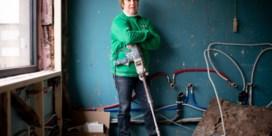 Als één uit honderd, een vrouw in de bouw