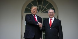 Open brief: 'Europa moet Trumps Israël-Palestina-beleid afstoppen'