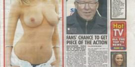 Laatste Britse tabloid stopt met 'page 3 girl'