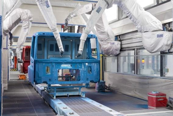 150 banen weg bij DAF in Westerlo