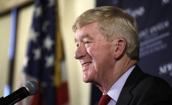 Gewezen Republikeinse gouverneur Bill Weld neemt het op tegen Trump