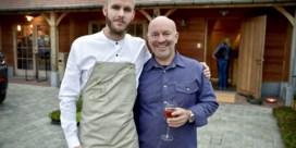 Piet Huysentruyt geeft restaurant door aan zoon Cyriel