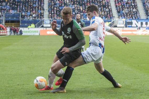 Ajax versterkt zich met 18-jarige verdediger van Heerenveen