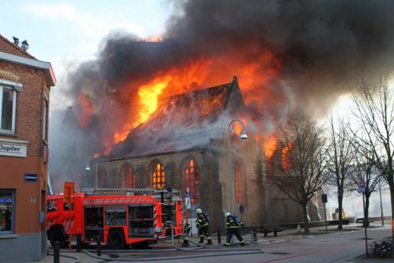 Zijn onze kerken financieel beschermd tegen brand?