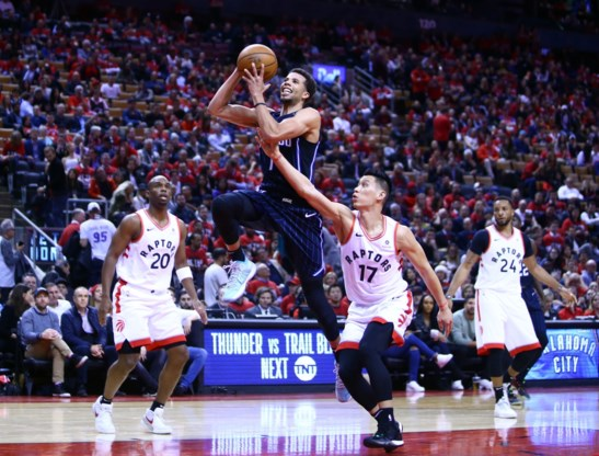 NBA. Spectaculaire Game 2 in eerste ronde play-offs