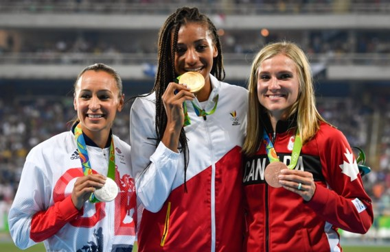 Nafissatou Thiam verdedigt olympische zevenkamptitel in Tokio op 5 en 6 augustus