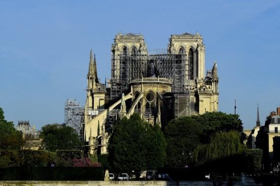 Notre-Dame op drie plaatsen 'erg kwetsbaar'